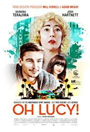 Oh Lucy! (2017) movie poster