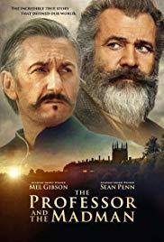 The Professor and the Madman (2019) movie poster