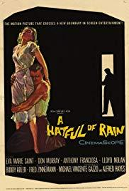 A Hatful of Rain (1957) movie poster